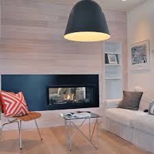 affordable high efficiency and clean modern fireplace