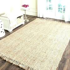jute rugs ikea natural jute rug casual fiber hand woven pottery barn braided 6 round natural