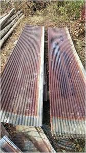 metal roofing for how to reclaimed corrugated metal reclaimed metal roofing a used