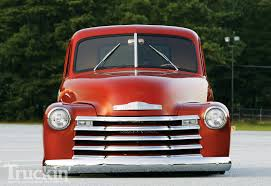 1949 Chevy Pickup - Building And Bonding Photo & Image Gallery