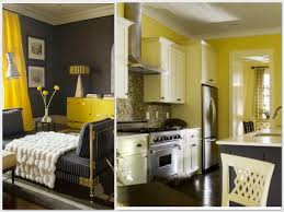 Image for Yellow And Gray Bedroom