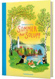 Sommer auf Solupp von Annika Scheffel