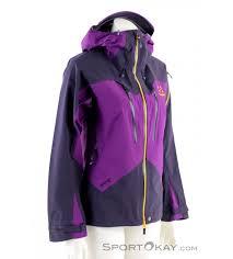 Haglöfs Haglöfs Spitz Jacket Gtx Womens Ski Touring Jacket Gore Tex