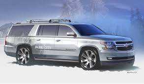 Chevrolet Suburban Reviews, Specs & Prices - Top Speed