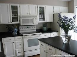 Formica Countertop Paint Refacing Formica Kitchen Cabinet Medium Size Image Of Painting
