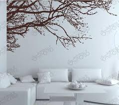 black tree branch wall sticker diy art vinyl wall stickers decal decor mural stickers for rooms