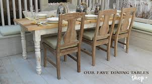 beach cottage furniture coastal. Shop Coastal And Cottage Dining Tables Beach Furniture C