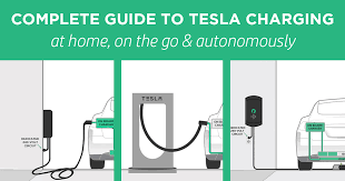 Car Battery Charging Time Chart Tesla Charging The Complete Guide To Charging At Home In