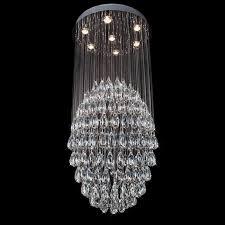 hot s modern crystal chandelier lighting res de sala light large long stair lighting guaranteed 100 sphere ball lamp bedroom chandelier girls