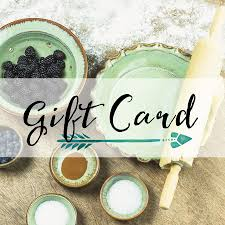 sunset canyon pottery gift card