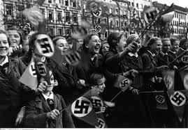 Image result for PHOTO EUROPE WELCOMES HITLER