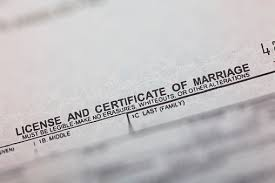 Print Divorce Papers Amazing California Marriage License General Information