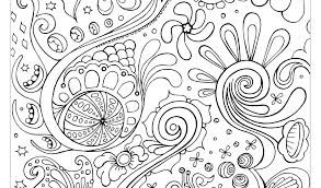 abstract coloring pages printable art to color free