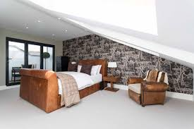 Louis Vuitton Wallpaper For Bedroom Master Bedroom Attic Conversion Home Additions Portland Seattle