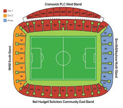 Kcom Stadium Guide Seating Plan Tickets Hotels And Much More