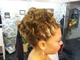 Michael S Hair Design Macomb Il Brixton Combination Of Corn Rows Undulated Curls Barrel