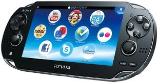 ps vita front side sony