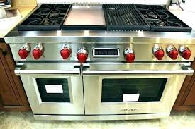 viking gas cooktop wolf stove top medium image for41 top