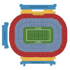 Notre Dame Stadium Detailed Seating Chart Abiding Notre Dame Football Stadium Seating Chart Notre Dame