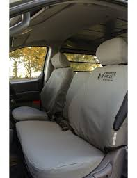 canvas seat covers for vans