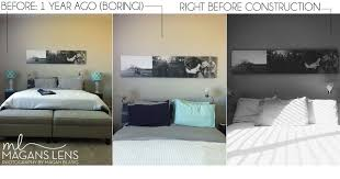 bedroom diy. before pictures of boring master bedroom diy