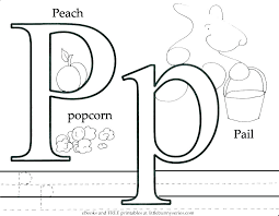 Alphabets Coloring Pages Printables Printable Alphabet For