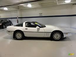 White 1986 Chevrolet Corvette Coupe Exterior Photo #59615934 ...