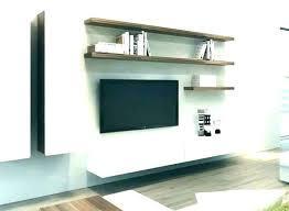 wall to entertainment centers units shelf floating center shelves white unit f