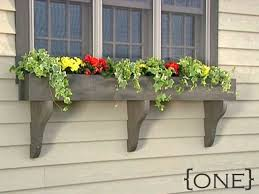 Under The Table and Dreaming: Ten DIY Window Box Planter Ideas with Free  Building Plans