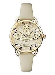 vivienne westwood watches at house of fraser vivienne westwood vv163cmcm ladies strap watch