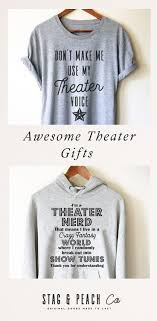 to these awesome theater gifts for a director thespian drama teacher