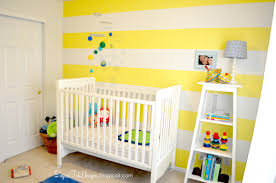Bedroom:Classic Wooden Baby Room Ideas With Cooden Furniture Nice Yellow  Nursery Theme For Baby