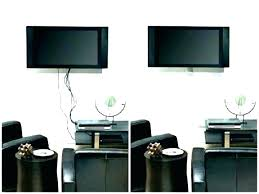 wire covers for wall mounted tv wall mounted cover cable management mount how to hide cords