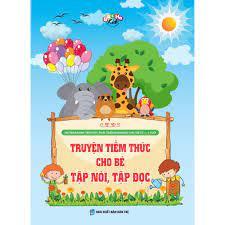 Sách - Truyện tiềm thức cho bé tập nói, tập đọc - 156461264684 giảm chỉ còn  71,200 đ