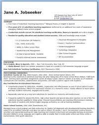Substitute Teacher Resume Duties Creative Resume Design Templates