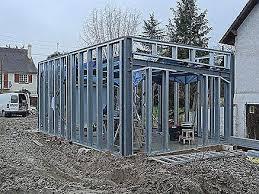 maison en kit ossature metallique inspirational autoconstruction luxe construction particulier met