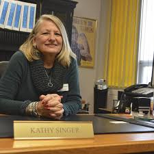 County Election Board's Kathy Singer fills gap left by Pretty's ...
