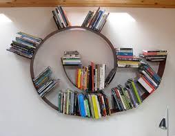 Enchanting Circle Bookshelf 50 With Additional Simple Design Decor with Circle  Bookshelf