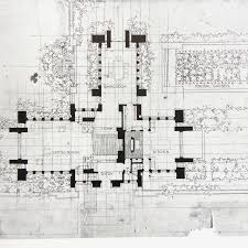 17 Best Images About Design Usonian On Pinterest House Normandy Frank Lloyd Wright Floor Plan