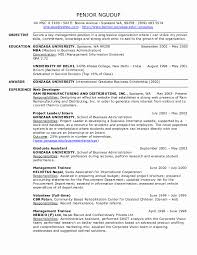 Objective Examples For A Resume Executive assistant Sample Resume Awesome Vet Tech Resume 77