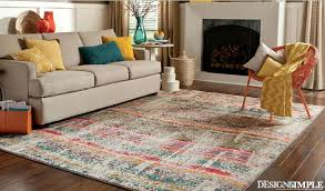 image of modern colorful rugs ideas