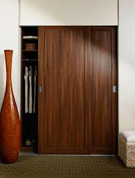 closet doors wood stunning bifold interior sliding photo inspirations with full carpet flooring and crisp white