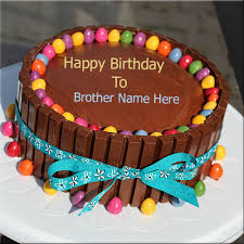 2019 Birthday Cake Images With Wishes For Brother In Law Happy