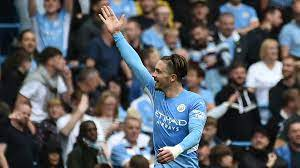 Jack Grealish Bags 1st Manchester City ...