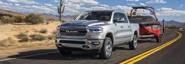 How Much Can The 2019 Ram 1500 Haul Tow