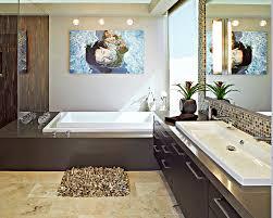 Contemporary Master Bath Remodel Zieba Builders Zieba Builders - Contemporary master bathrooms