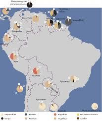 Население Южной Америки geography Расовый состав Южной Америки