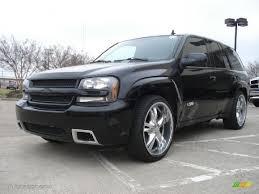 Black 2007 Chevrolet TrailBlazer SS 4x4 Exterior Photo #46751241 ...