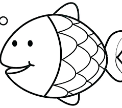 Free Fish Coloring Pages To Print Fish Printable Coloring Pages