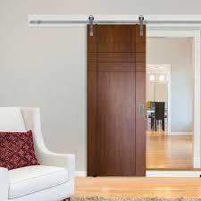 modern interior barn doors. Exellent Interior Fleetwood Modern Barn Door  For Interior Doors R
